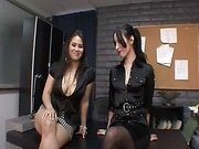 Keep sucking Mistress if you want your job