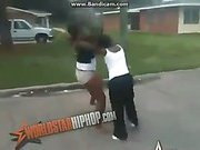 Real video niger girls fighting