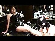 Asian Mistress Jane Dungeon Training