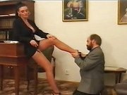 Carmen Rivera owk the power of golden shower ch...