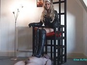 Trample Mistress Blond
