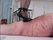 SKS_Extreme Back Trample Torture