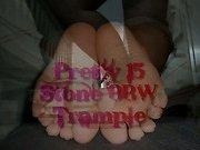 BBW trample