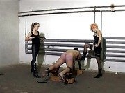Silent slaves taunting