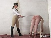 Caning At The British Institution.