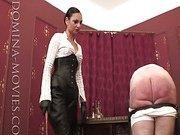 Madame Katarina - Bourdeor caning