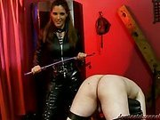 Slave caning1